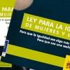 Condena de la Audiencia Nacional por incumplir acciones de un Plan de igualdad