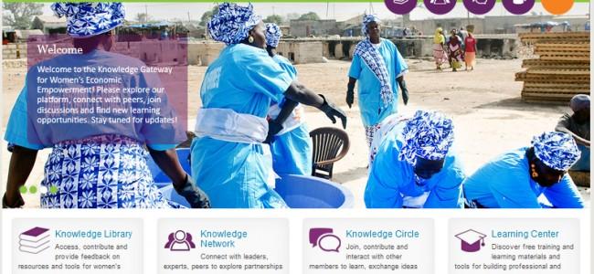 ONU Mujeres lanza un portal para el empoderamiento económico de las mujeres