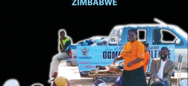 Un 68% de las mujeres de Zimbabwe han sufrido violencia de género