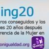 Nueva sección de apoyo a la celebración de #Beijing20
