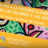 La Ley española contra la Violencia de Género premiada en los Future Policy Award 2014