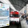 Renfe instalará 7.000 vinilos de información práctica contra la violencia de género en trenes de cercanías