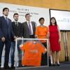 Primer acuerdo de colaboración entre ONU Mujeres y un equipo de futbol profesional, el Valencia, C.F.