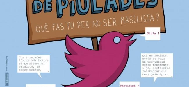 Los concursos de tuits se abren camino en las campañas por el Dia contra la violencia hacia las mujeres