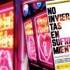 """""""Contra la Trata de Mujeres. No Inviertas en Sufrimiento"""", campaña del Gobierno de España"""