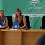 Presentación de la Guía en el centro de Málaga del Instituto Andaluz de la Mujer Fuente:IAM