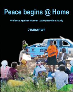 Estudio sobre Violencia de Género promovido en Zimbabwe