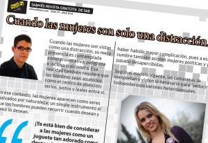 Puedes ver el artículo en la página 6 de la Revista Sab Més