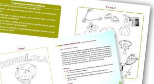 En la edición del Ins.Andaluz de la Mujer se incluye una Guía didáctica con interesantes propuestas de actividades