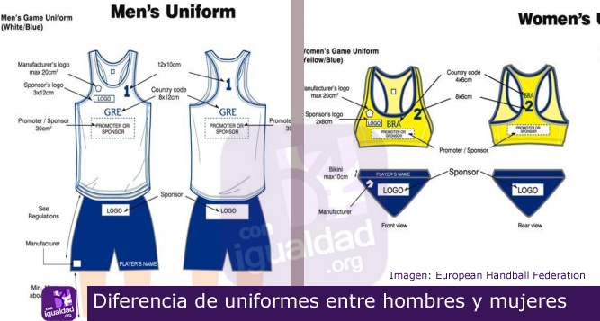 uniformes_balonmano femenino