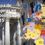 mapa mujeres politica