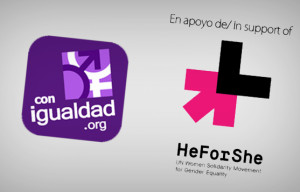 Conigualdad.org se suma a He for She