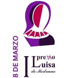 Logotipo de los premios Luisa de Medrano