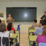 Presentación de la Oferta modular de Igualdad de Género de Formación Profesional en Cuenca. Foto: Gobierno de Castilla-La Mancha