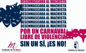 Imagen de la campaña del Instituto de la Mujer de Castilla-La Mancha
