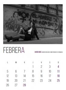 Mes de MARZA, del CalendariA