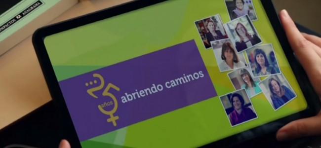 Presentado el documental del 25 aniversario del Instituto Andaluz de la Mujer