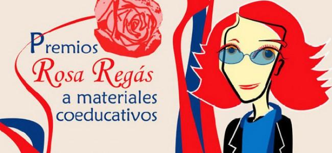 Premios Rosa Regás a materiales coeducativos
