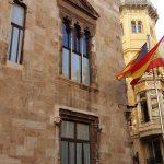 Foto: Palau de la Generalitat Valenciana. R.Castro